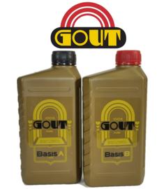 Gout Basis Hydro A+B 1 Liter