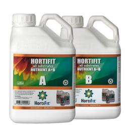Hortifit Voedingsstof A+B 5L