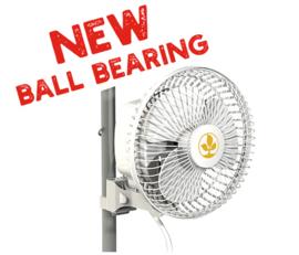 Secret Jardin Monkey Fan Oscillerende 20W - Ø21cm Ball Bearing