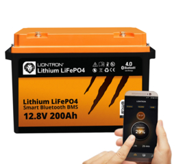LIONTRON Lithium LiFePO4 LX BMS 12,8V 200Ah