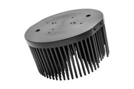 Heat sink Pin Fin 140mm  geschikt voor ChilLED Pucks