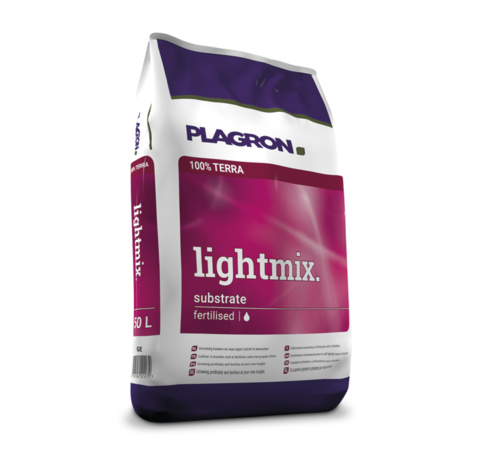 Plagron Lightmix  50 liter zak