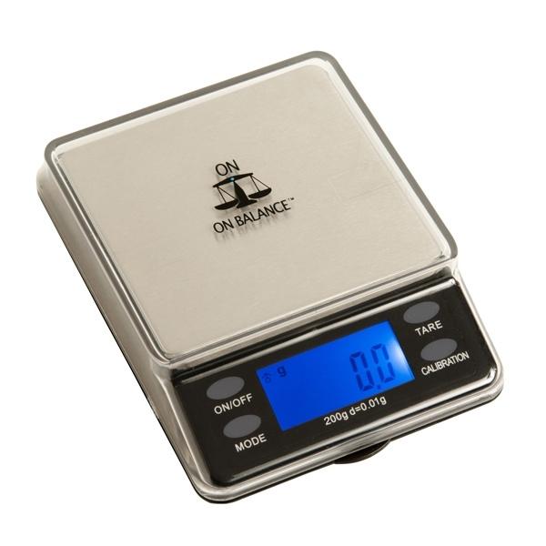 MTT-200 - On Balance Mini Table Top  200g x 0,01gram