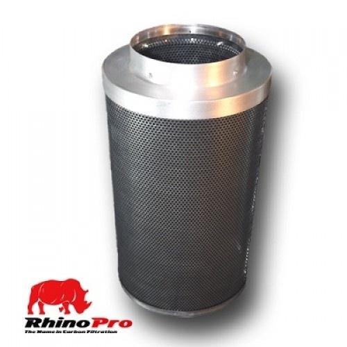 Rhino filter 600m3 flens 160mm + stoffilterhoes 300mm