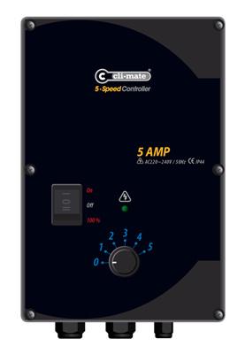 Cli-Mate 5 Standen regelaar 13 Amp