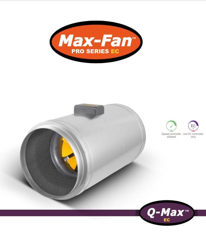 CanFan Q MAX EC 160 746