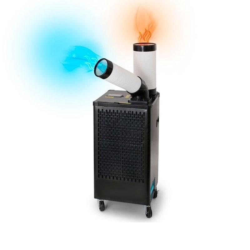Mobiele industriële airconditioner 2700 watt