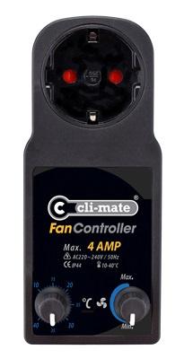 Cli-Mate Fan-Controller 4 AMP incl sensor