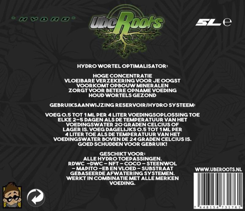UbeRoots 5 Liter | Uberoots | Greensell