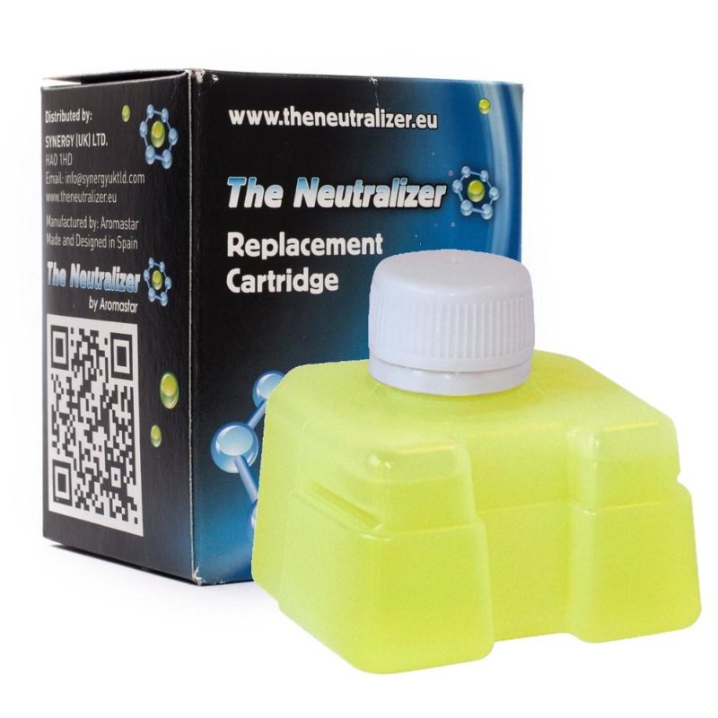 The Neutralizer professional odour eliminator navul verpakking