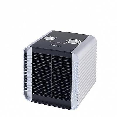 Bestron ACH1500S keramische ventilator kachel zilver 1500W