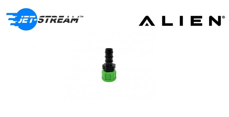 ALIEN® 20mm slang dop Groen