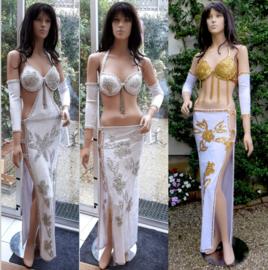 witte kostuums