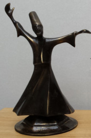dansende Derwish nr. 5 (brons)