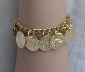armband TM37 goud