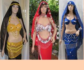 1001-nacht kostuums SALE