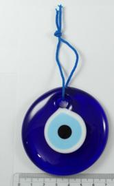 """hanger """"boze oog"""" 7 cm"""