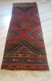 Kelim Uşak 250x90 cm