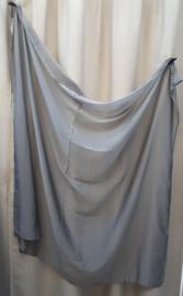 sluier 126kp grijs blauw (148 x 140 cm)