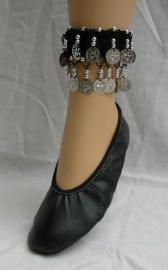 dansschoentjes zwart