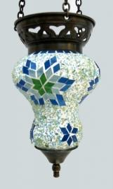 mozaiek hanglamp peer-56