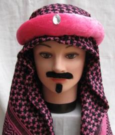 Arabische Sjeik (pink)