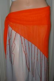 driehoeksjaaltje franje oranje
