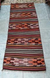 Kelim 195 x 70 cm Bati Anadolu