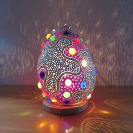 kalebaslamp (open)