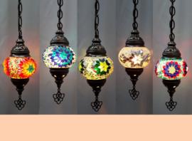 Hanglampjes 10cm