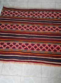 Kelim 125 x 145 cm Bati Anadolu