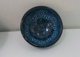 schaaltje blauw 7 cm