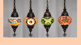 Hanglampen 13cm