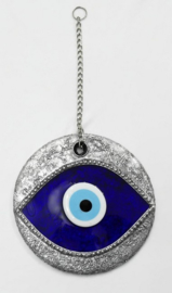 "Muurhanger ""boze oog"" 22 cm"