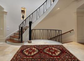 Bergama  tapijt 120x80 cm