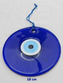"""hanger """"boze oog"""" 18 cm"""