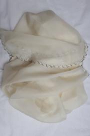 sluier 127kp zachtgeel (130 x 105 cm)