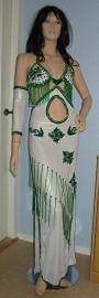 1001-nacht Cleopatra jurk