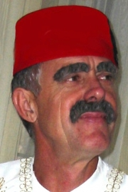 fez traditoneel rood