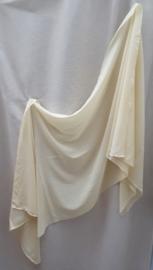 sluier 202  zachtgeel (250 x 85cm)