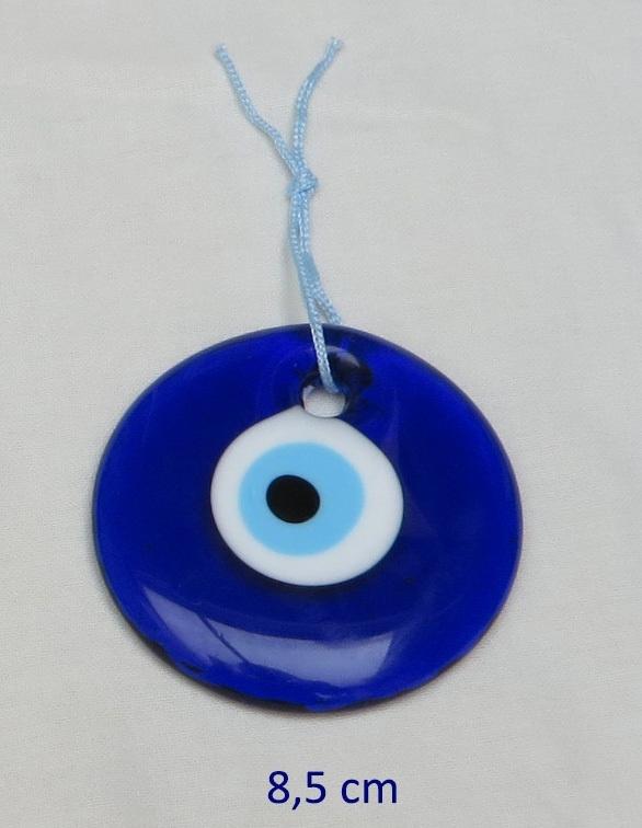 """hanger """"boze oog"""" 9 cm"""