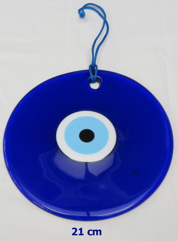 """hanger """"boze oog"""" 21 cm"""