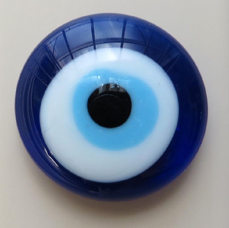 "magneet ""boze oog"""