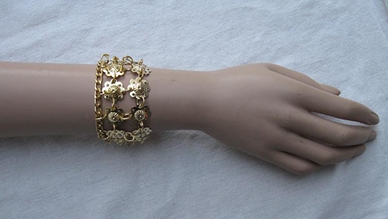 armband TM33 goud