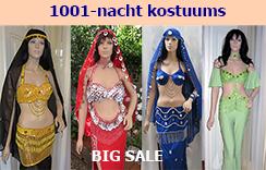 1001-nacht kostuums