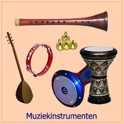 Turksemuziekinstrumenten