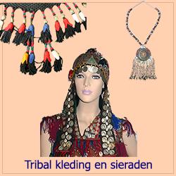 Tribal sieraden