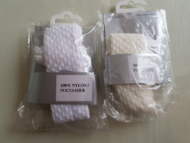 baby panty maillot kant ivoor & wit