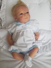Prematuur & newborn jongens doop pakje Beertje