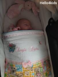 Geboorte deken